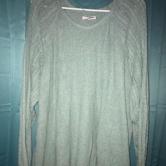 Sonoma Plus size sweater